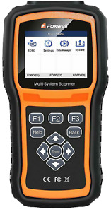 Foxwell Nt530 For Gm Obdii Diagnostic Scanner Error Code Scan Tool