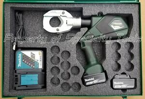 Greenlee Gator Esg50lx Battery Wire Cutter Al Cu Cable Cutting Tool Esg50l Tool