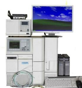 Waters 2690d Separations Module W 2487 Dual Absorbance Detector Hplc 7581 r