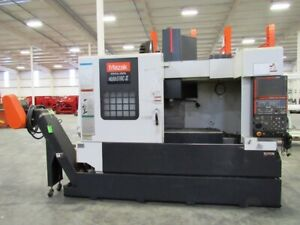 Mazak Nexus 510c ii Cnc Vertical Machining Center
