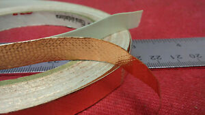 1 Nos 3m 50 Roll 375 3 8 wide Patterned Copper Foil Tape Electric Sheild