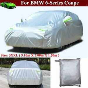Waterproof Car Suv Cover Full Car Cover For Bmw 6 Series Coupe 2012 2021