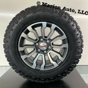 New Takeoff 2019 Gmc At4 Sierra Yukon Denali 18 Wheels Rims At Tires 5909