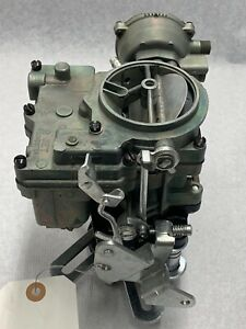 1964 65 Pontiac Tripower Center Carburetor Rochester 2gc 2 Barrel New Restored