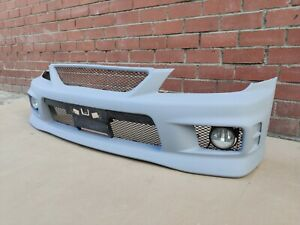 Authentic Jdm Bumper Trd Neo 2 For Lexus Is200 Is300 Toyota Altezza Sxe10