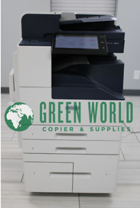 Xerox Altalink B8090 Monochrome Tabloid 90ppm W Booklet Maker Finisher 451 Impr