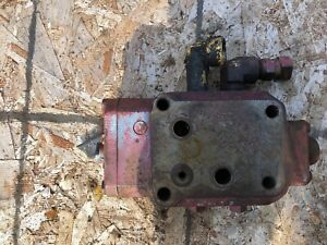 Farmall International 300 350 Utility Hydraulic Valve