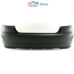 Fits Honda Civic 2004 2005 New Rear Bumper Cover Painted To Match Ho1100217
