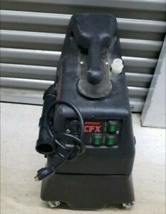 Rotovac Cfx Carpet Cleaning Equipment Extractor Machine Used Works Great