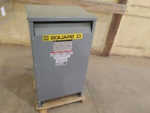 Square D Ee25s3h General Purpose Transformer