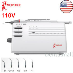 Us Woodpecker Uds p Led Dental Led Ultrasonic Piezo Scaler Detachable Handpiece