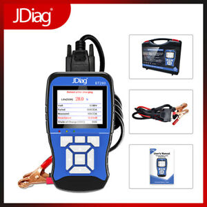 12v Car Battery Load Tester Auto Bad Cell Analyzer 100 2000cca 3 2 Color Screen
