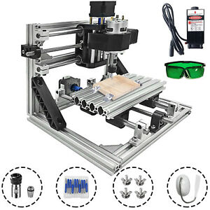 3 Axis Cnc Router Kit 1610 2500mw For Wood Usb Port Injection Molding Material