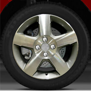 16x6 Factory Wheel Gray Charcoal For 2010 Chevy Cobalt