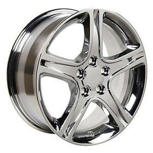 Chrome Wheel 17x7 For 1992 2014 Toyota Camry Owh0171