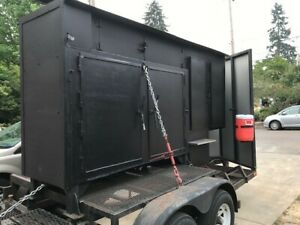 Custom Bbq Smoker Trailer It Is A Producer And Perfect For Commercial Use