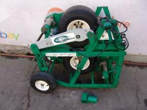 Greenlee 6810 Ultra Cable Feeder Works Fine Tugger Puller