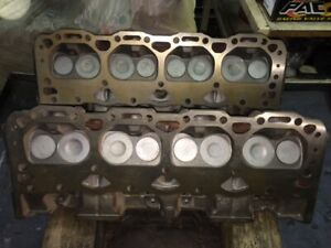 Remanufactured Chevy 350 Gm Cylinder Heads 14102193 193 87 up