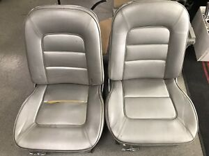 1965 Corvette Bucket Seats In Michigan