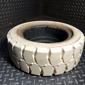 15x5 5 9 All Pro Hp Non Marking Solid Pneumatic Tire Forklift Tires Nashlift