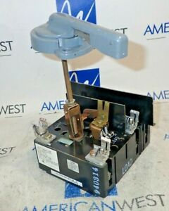 Westinghouse Electric Visi flex 2607d63g05 60 Amp 600v Rotary Disconnect Switch