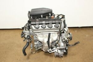 01 02 03 04 05 Honda Civic 1 7l 4 Cyl Sohc Vtec Engine Jdm D17a D17a2
