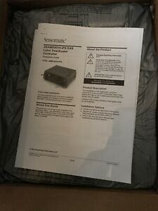 Sensormatic Eas Label Deactivator Deactivation Controller Amb 9010 New