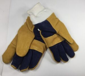 Honeywell Firefighter Thermal Elk Nomex 6400 Eclipse Structural Gloves Xxl
