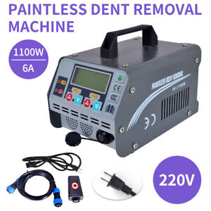 Used Induction Pdr Heater Machine Hot Box Car Removing Paintless Dent Repair