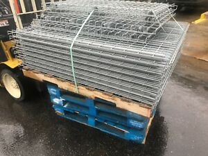 Heavy Duty waterfall Wire Decking 60 d X 50 l