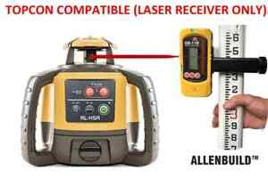 Rotary Laser Receiver Detector Dual Display Topcon Leica Cst Pls