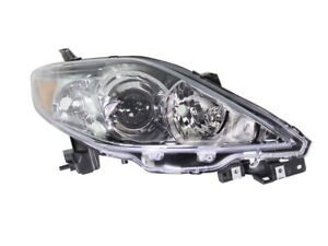 Replacement Headlight Headlamp For 2006 2007 Mazda 5 Minivan Right Passenger
