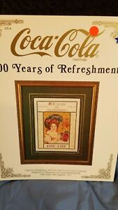 COCA-COLA 100 YEARS OF REFRESHMENT -- THE GRAPH MENAGERIE