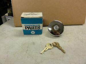 Vintage Nos 1967 1970 Mopar Gas Cap B C Body 2534323 Charger Road Runner Fury