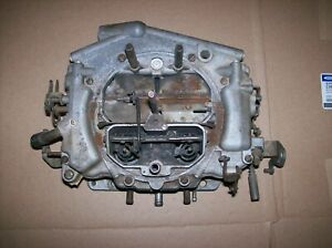 Thermo Quad Carburetor 6 2080 60905 299 1 Used Core