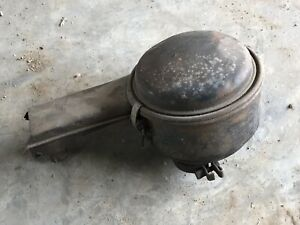 Vintage Volkswagen Beetle Oil Bath Air Cleaner