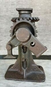 Vintage Ford Model T Era Screw Jack B 553 Working Condition