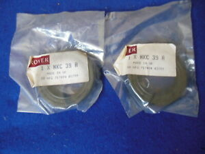 Nos British Leyland Rover Laycock J Type O d Oil Seals Mgb Mgc Tr6 Stag Nkc39