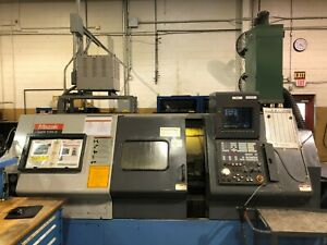Used Mazak Quick Turn 30 Cnc Lathe