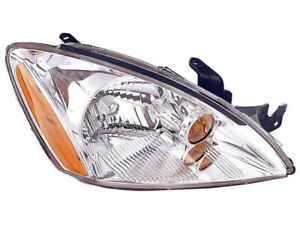 Mitsubishi Lancer Es Ls 04 05 06 07 Chrome Headlight Rh