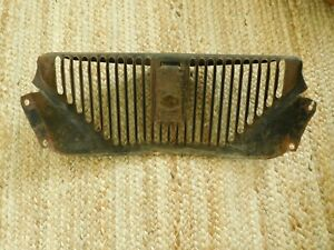 Ford Truck Lower Grill Inside Pan Apron 1936 Original Grille