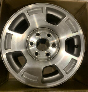 Chevy Suburban 2007 14 7 5x 17 Oem Factory Wheel Rim 9596344 5299