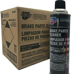 Lapb Wearever Brake Parts Cleaner Non Chlorinated W7340 Best In Class Cleanin