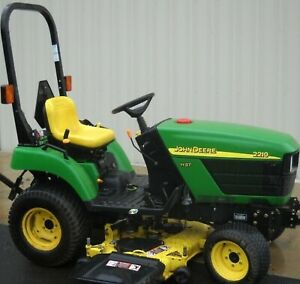 John Deere 4105 Compact Utility Tractor Technical Manual Tm102419 On Cd