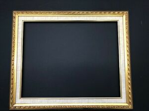 Antique Style Ornate Gold Picture Mirror Frames 16 X 20 Or 18 X 22