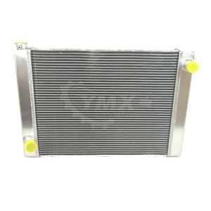 Universal Aluminium Extreme Cooling Racing Radiator Ford Mopar Style 28 X 19