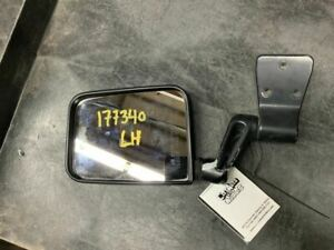 Driver Side View Mirror Manual Lhd Fits 87 95 97 02 Wrangler 667176