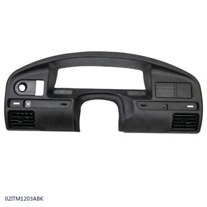 Instrument Cluster Dash Panel Bezel Gas For 94 97 F150 F250 F350 Sd Ford
