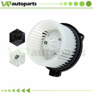Heater Blower Motor With Fan Cage For Toyota Tacoma Echo Pickup Truck A C Hvac