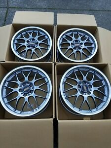 Bbs Rs Gt Rsgt Rims Corvette C5 C6 C7 Wheels 18x9 19x10 5 Staggered Authentic Bn